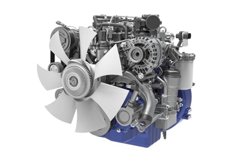 潍柴轻型载货车动力WP2.3N发动机