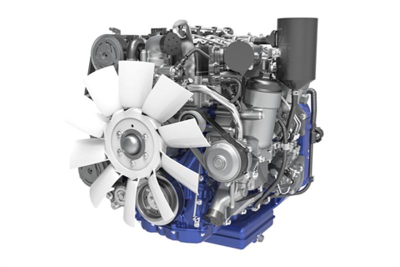 潍柴轻型载货车动力WP3N发动机