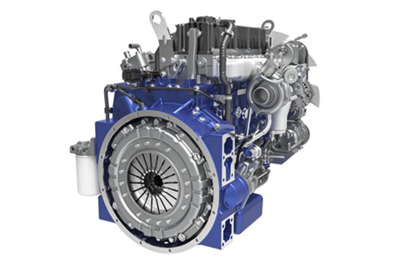 潍柴轻型载货车动力WP4.1N发动机