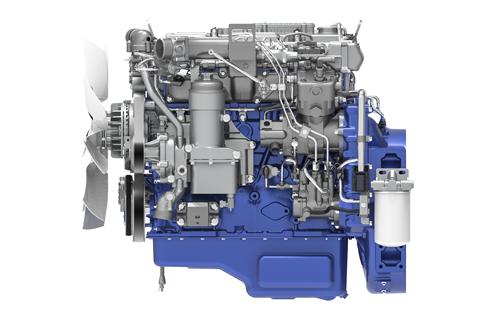 潍柴中重型自卸车动力WP4.6N发动机