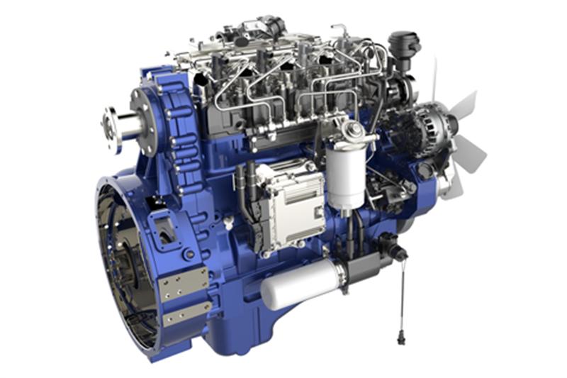 潍柴中重型自卸车动力WP4发动机