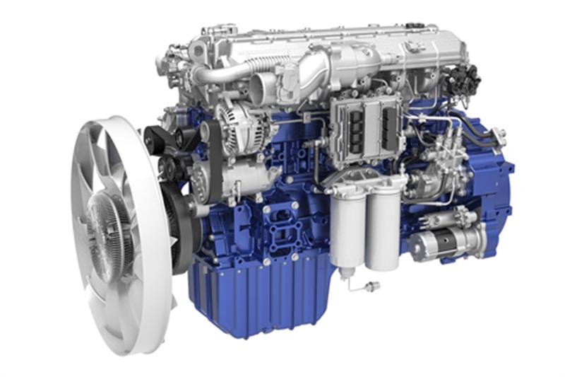 潍柴中重型自卸车动力WP7发动机