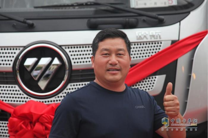 欧航欧马可成就了在上海打拼的吴保宁