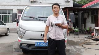 赵艳山:家具运输更需要大车厢  飞碟汽车W系列等你!