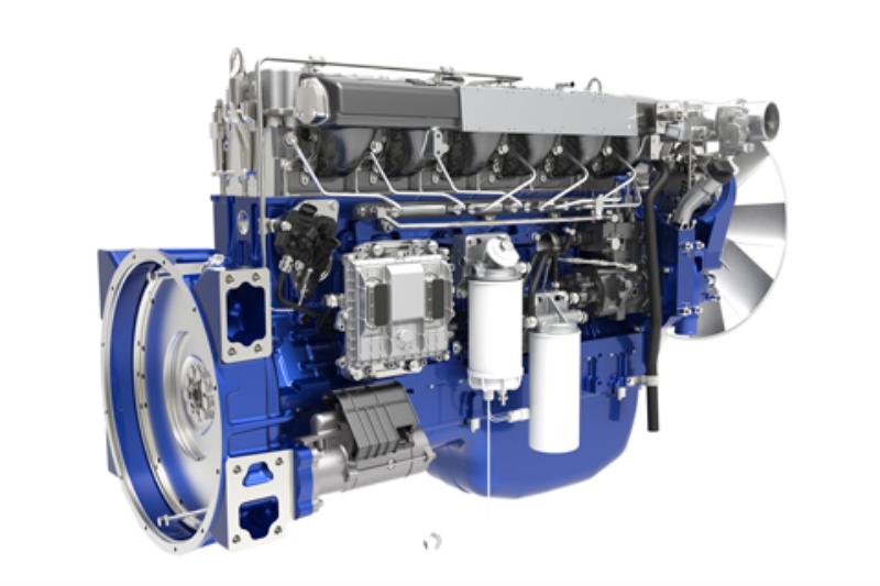潍柴中重型自卸车动力WP10发动机