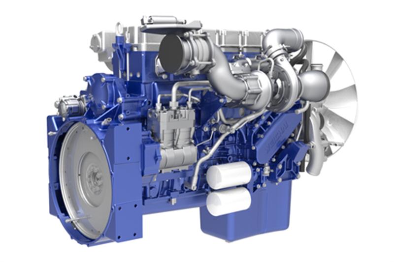 潍柴中重型自卸车动力WP12发动机