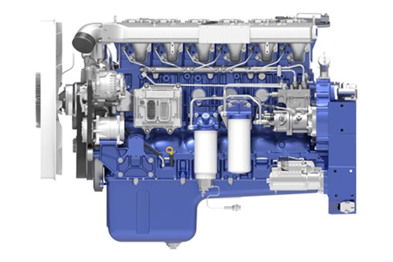 潍柴中重型自卸车动力WP13发动机