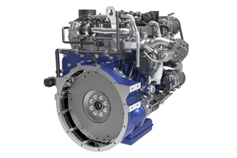 潍柴轻型自卸车动力WP3N发动机