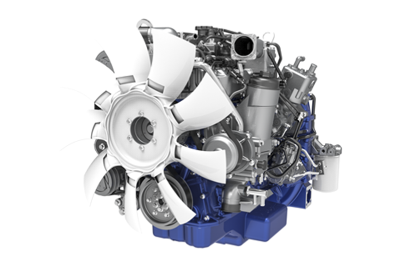 潍柴轻型自卸车动力WP4.1N发动机