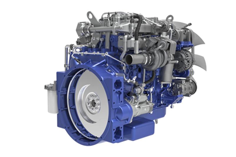 潍柴中重型专用车动力WP4.6N发动机