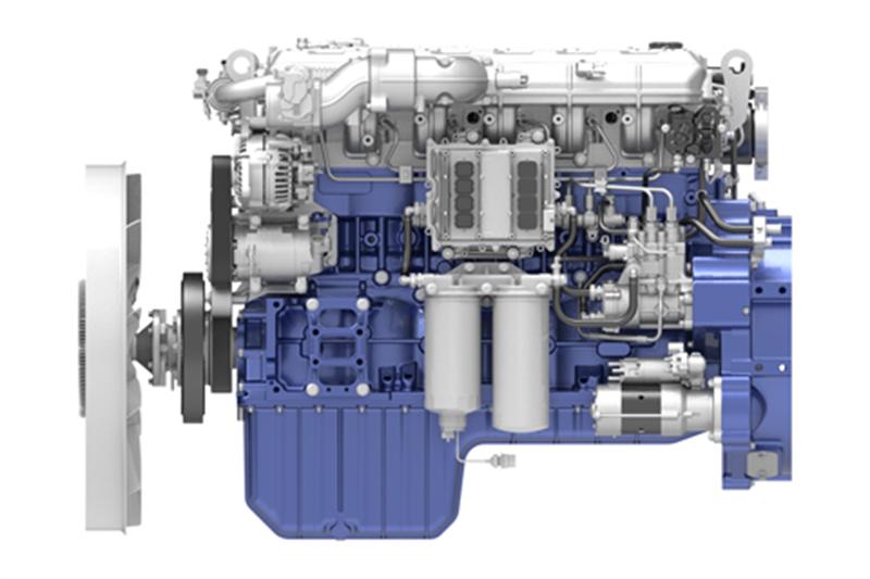 潍柴中重型专用车动力WP7发动机