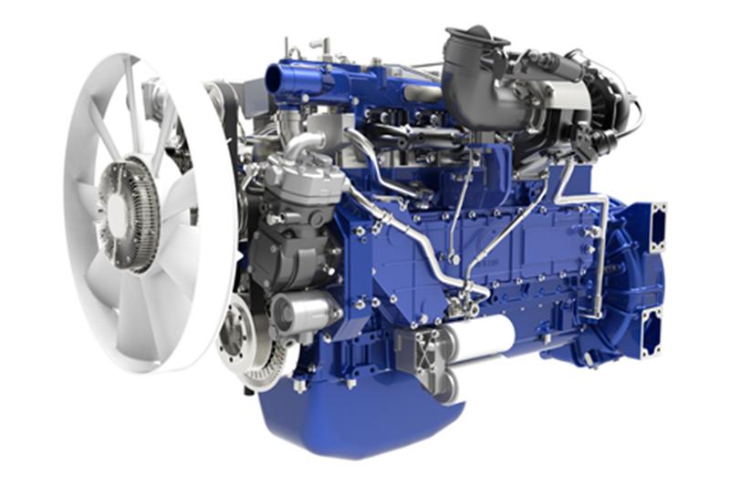 潍柴中重型专用车动力WP10发动机