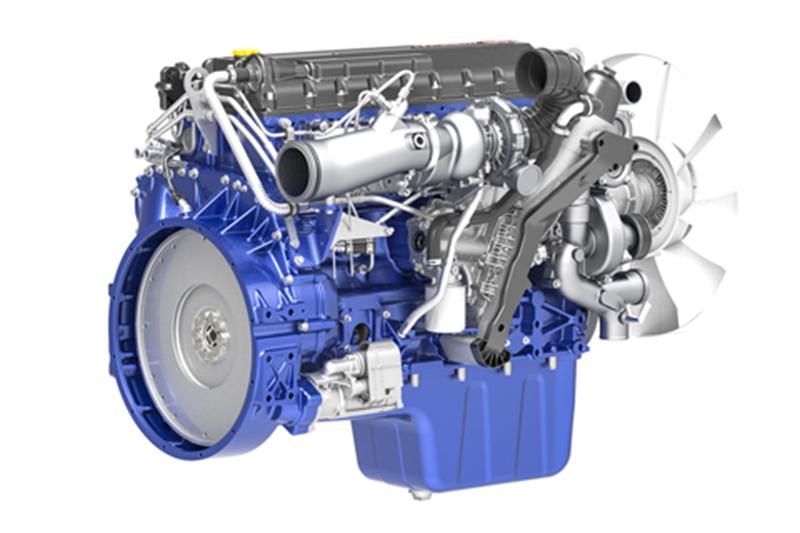 潍柴中重型专用车动力WP9H发动机