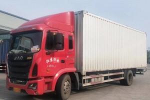 """高忠:格尔发载货车""""快递公司的可靠之选"""""""