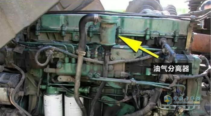油汽分离器