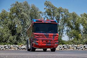 燃!沃尔沃Penta将为卢森堡亚RT消防车提供电力传动系统