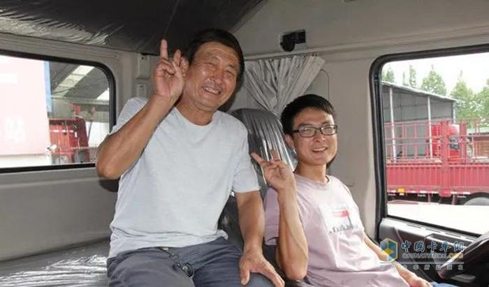 杨氏父子共同的选择:东风康明斯