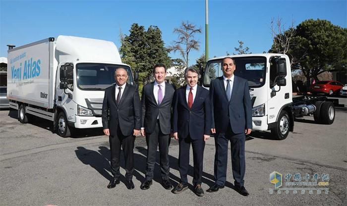 福田汽车也成为土耳其第一个满足欧VI OBD-D标准的中国品牌