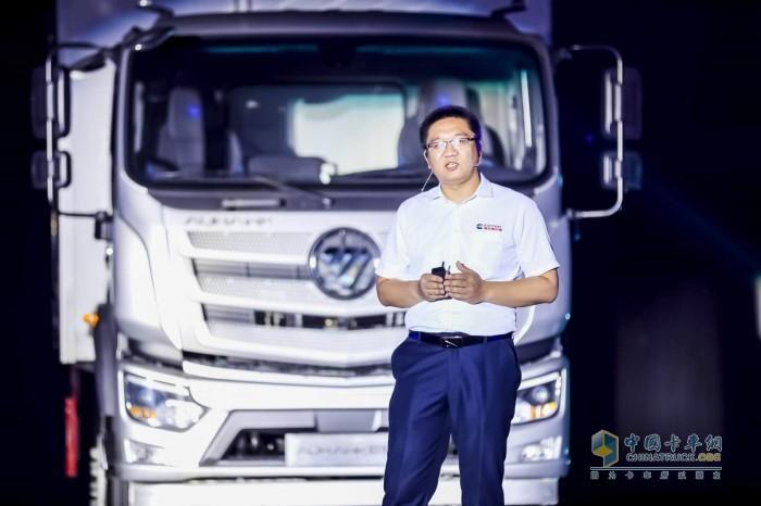 北京福田康明斯发动机有限公司应用工程经理孙云龙