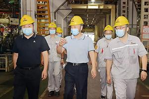 高温检修第1天,杨青在东风商用车4家工厂强调了这件事