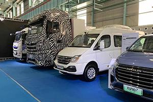 上汽轻卡氢燃料电池车助力长江经济带绿色发展