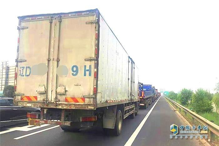车辆超载超载如何有序管理?南通推行运输电子运单制度