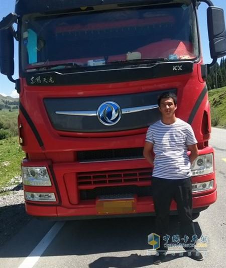 西北汉子杨波与他的搭载东康发动机的旗舰TX