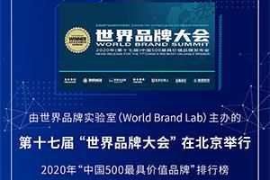 较2019年增长120.81亿元!解放以877.1亿元荣登中国500最具价值品牌榜第59名!