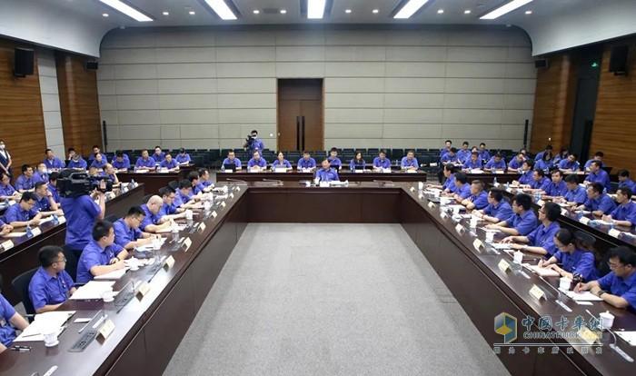 潍柴集团2020年博士座谈会