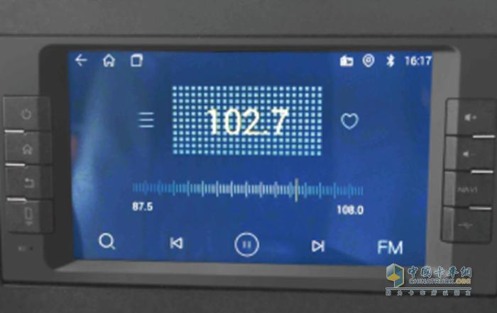 大运N8V质蕙版2.0车型