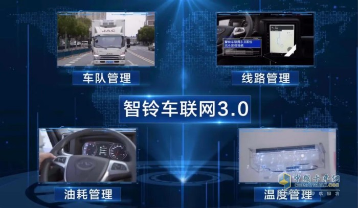 智铃车联网3.0系统