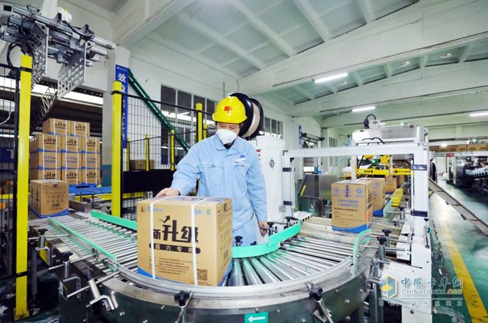 美丰升级国六新品量产