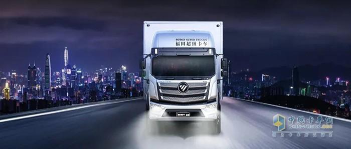 欧航R系列超级卡车产品