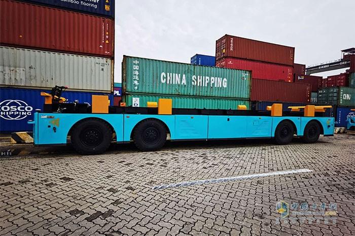 无人集卡对港口作业意义重大