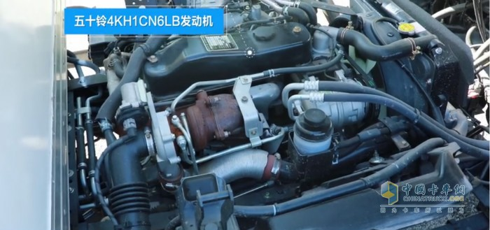 五十铃4KH1CN6LB发动机