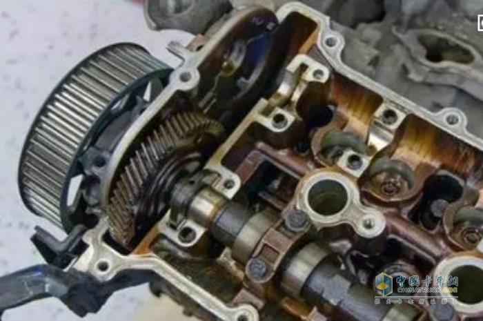 发动机气门各种异响状况的处理