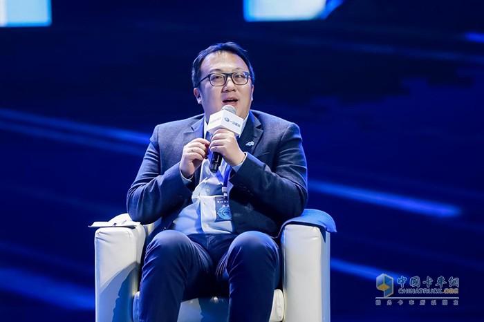 四维图新高级副总裁、中寰卫星总经理梁永杰
