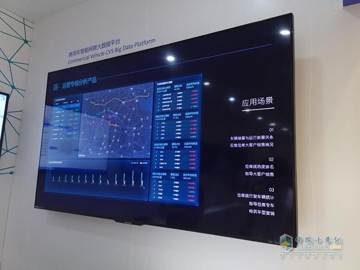 中寰卫星智能网联大数据平台