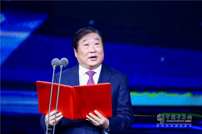 山东重工集团、潍柴集团董事长谭旭光