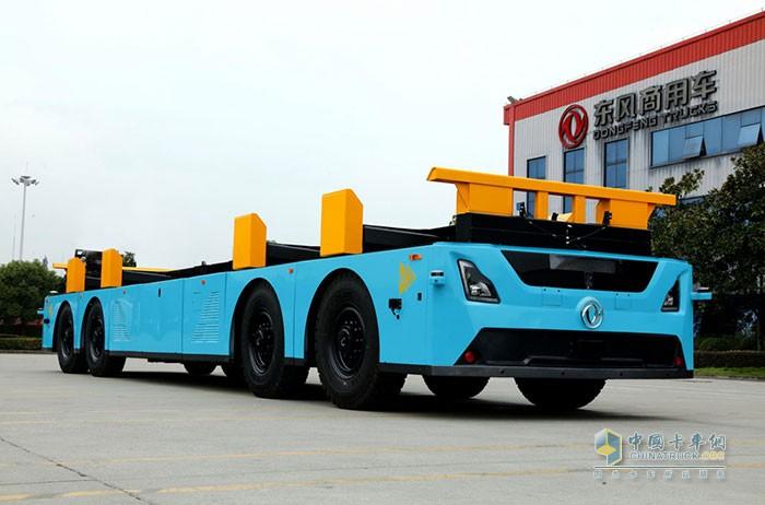 无人驾驶集装箱卡车