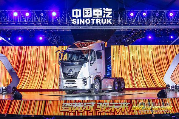 为干线物流运输而来 新黄河X7重卡定价43.18万元-49.88万元