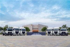应运而生 享你所想 曼恩全新一代TG系列卡车亚洲首发