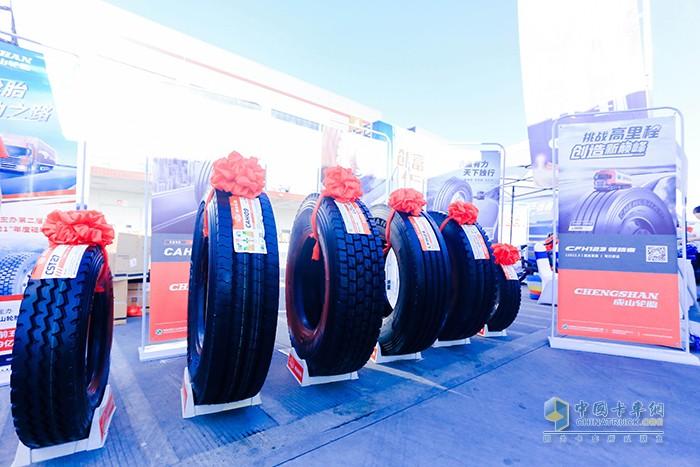 高里程轮胎CFH123
