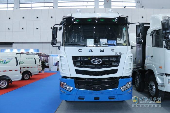华菱汉马H7系列换电牵引车