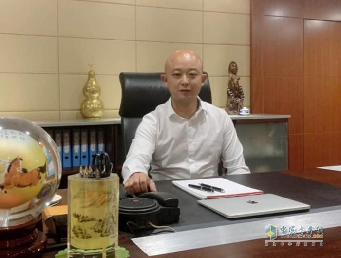 诚实集团副总裁樊建利