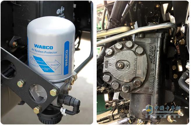 WABCO离合器助力器、WABCO阀等
