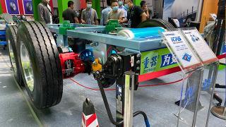 重器车桥高效创新 一机在手悬架高度轻松调