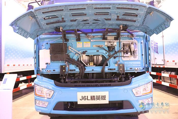 解放J6L精英版