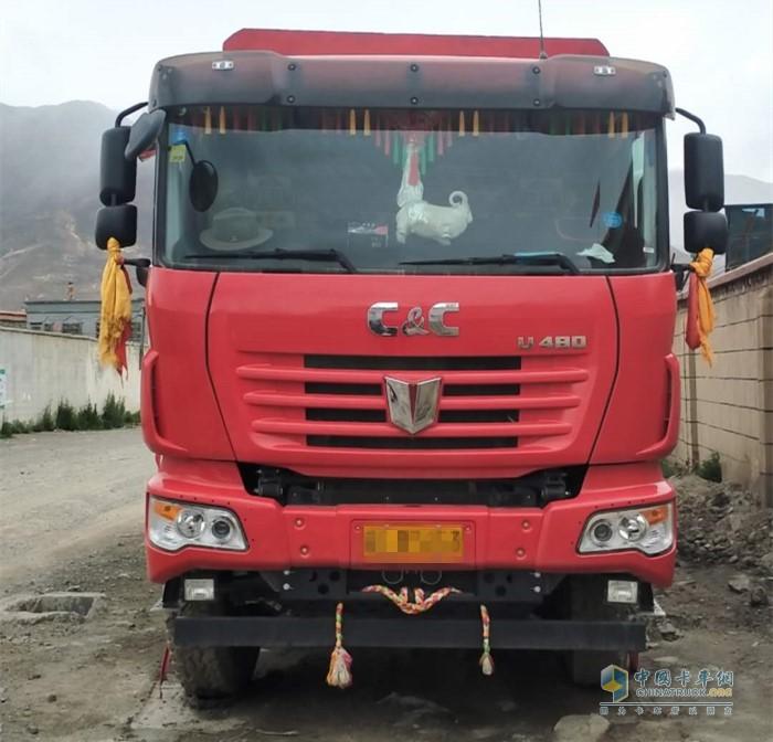 联合卡车U系自卸车