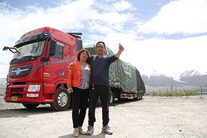 征服拉萨线   丁清峰携天龙KX600马力走天涯